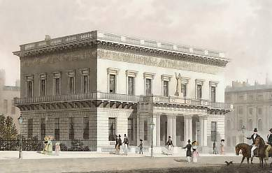 The New Athenaeum, Waterloo Place