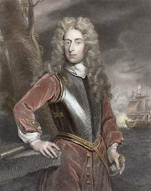 George Byng, Viscount Torrington, First Commissioner of the Admiralty