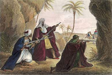 Bedouin Tohrat Arabs of the Peninsula of Sinai