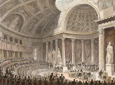 House of Peers, During the Trial of the Ex-Ministers