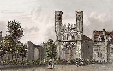 Canterbury, Gate of St. Augustine´s