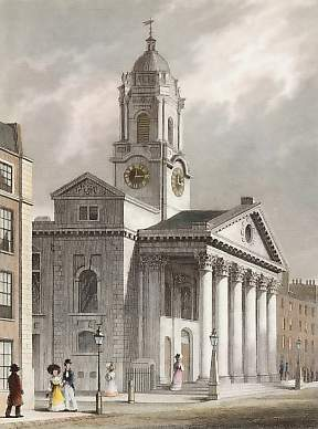 St. George´s, Hanover Square
