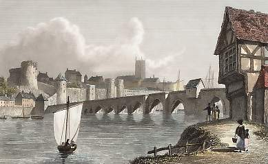 Castle and City of Limerick