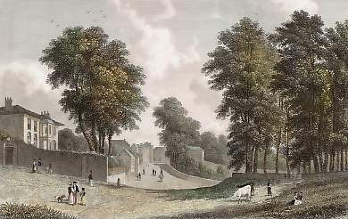 Branch Hill,  Hampstead