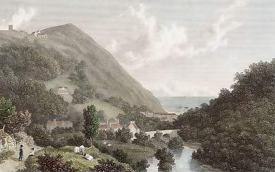 Lynmouth & Linton, North Devonshire