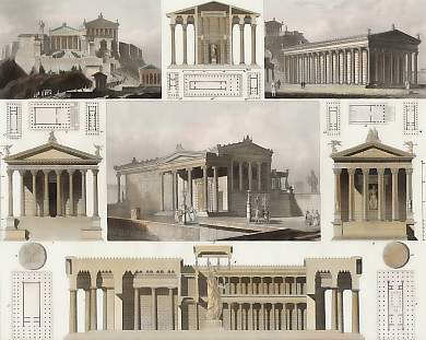 Temple of Minerva Polias, Athens