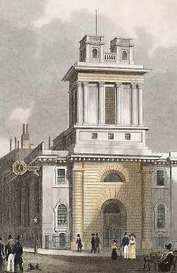 St. Mary Woolnoth, Lombard St.