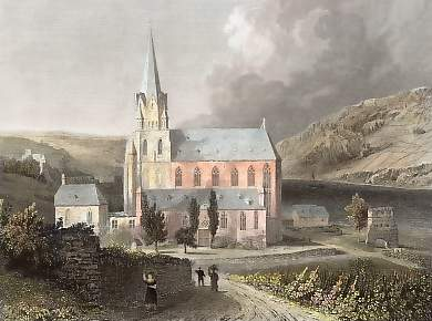 Church of the Virgin Mary at Oberwesel