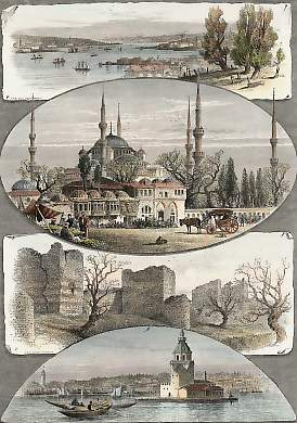 Views in Constantinople