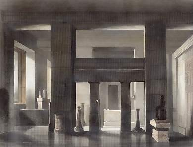 The Egyptian Tombs (Neues Museum, Berlin)