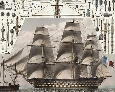 French Ship