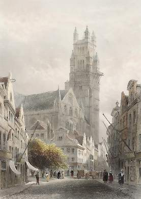 The Cathedral, Bruges