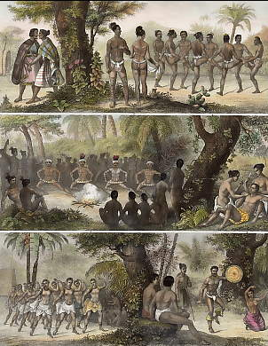 People of the Pacific Islands