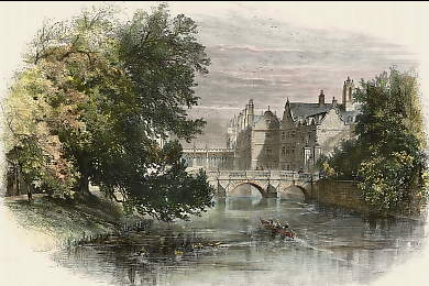 The Bridges, St John´s College, Cambridge