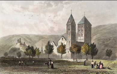 St. John´s Church, Near Niederlahnstein