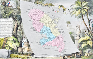 Colonies Francaises En Amérique Du Sud: Martinique