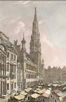 The Town Hall, Brussels