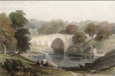 Bridge of Don or Brig O´Balgownie, Aberdeenshire