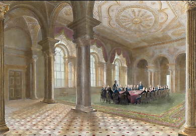 The Bank Parlour, Court of the Govenor and Company