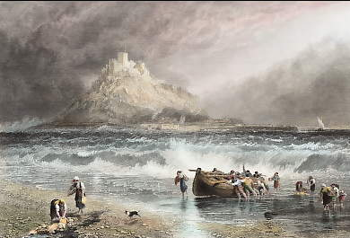 St. Michael´s Mount, Cornwall