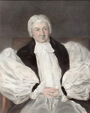 Herbert Marsh, Lord Bishop of Peterborough