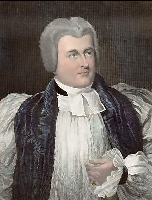Robert James Carr, Lord Bishop of Chichester