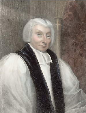 Henry Bathurst, Lord Bishop of Norwich