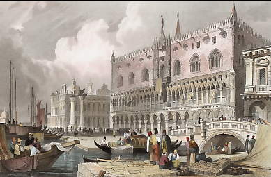 Ducal Palace at Venice