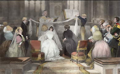 A French Marriage