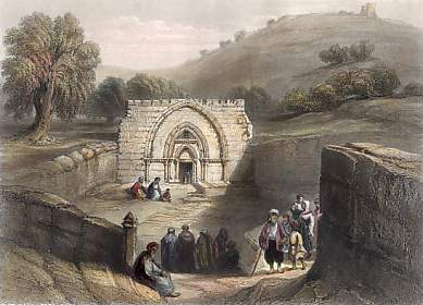 Tomb of the Virgin, Jerusalem