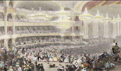 The Grand Bal Masqué at the Opera