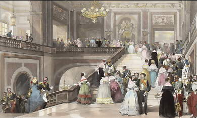 Grand Fête at the Palace of Versailles