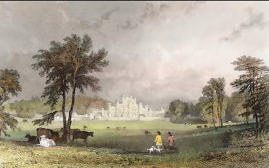 Lowther Castle & Park, Wesrtmorland