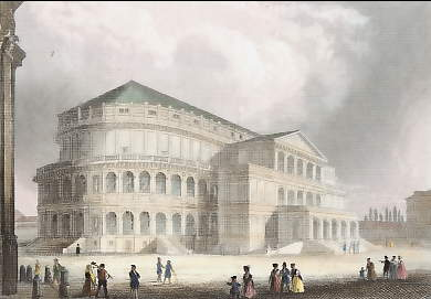 The Theater, Dresden