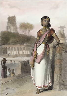 Une Femme Indienne