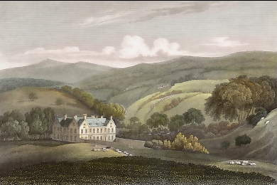 Langdon Hall, Devonshire