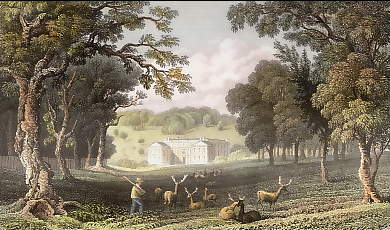 Appuldurcombe Park, Lord Yarborough´s