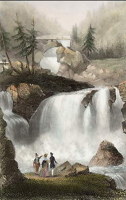 The Falls of Tryberger, Black Forest