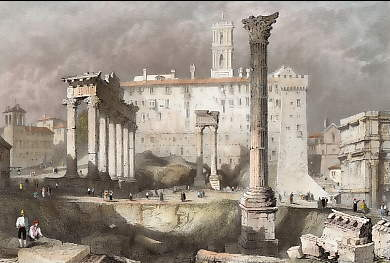 Forum at Rome