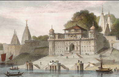 Shuwallah Gaut at Benares