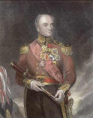 The Right Honorable Rowland Hill, Baron Hill, General Commanding in Chief