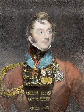 Major General Sir Charles William Doyle