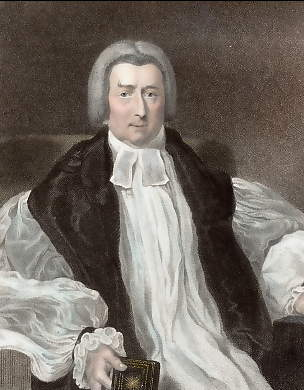 Robert Gray, Lord Bishop of Bristol