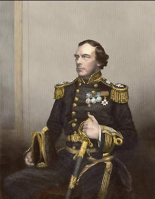 Rear Admiral Lord Clarence Edward Paget