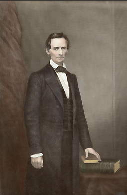 Abraham Lincoln, President of the United-States
