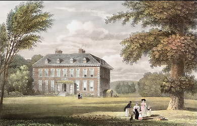 Kingston Hall, Dorsetshire