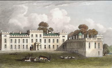 Welbeck Abbey, Nottinghamshire