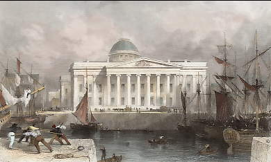 The New Custom House, Liverpool