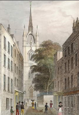 St. Dunstan´s in the East