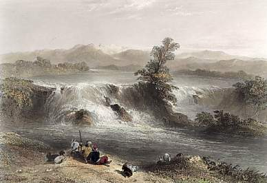 Falls of the Cydnus, Near Tarsus